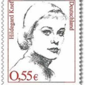 Hildegard Knef •  Eine vielseitige Künstlerin