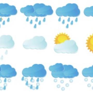 Alle reden vom Wetter ☂ Ich auch …