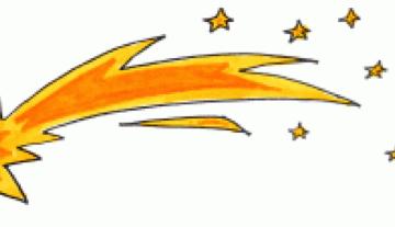 Vor langer Zeit besuchte ein Sternenkind die Erde