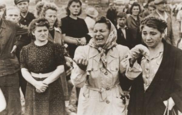 Der Pogrom von Kielce ✡ Mord und Erniedrigung 1946
