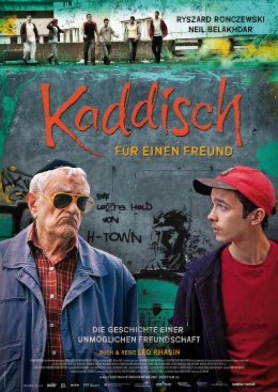 Kaddisch für einen Freund • Ein Film von Leo Khasin
