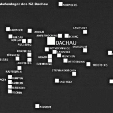 Außenlager des ehemaligen Konzentrationslagers Dachau