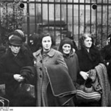 Die frühen Deportationen jüdischer Mitbürger