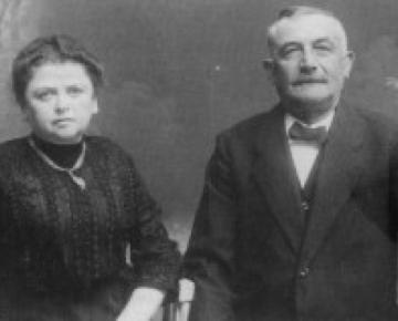 Alte Menschen · Vom Ruhestand in den Holocaust