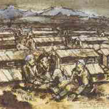 Camp de Gurs • Südfrankreich • Vorhof der Hölle
