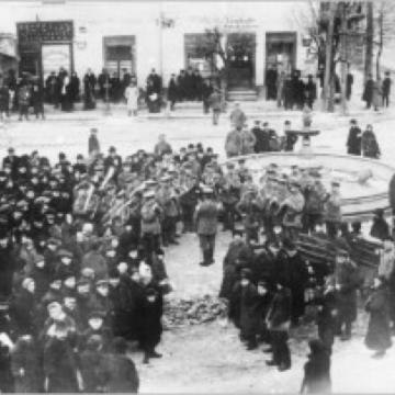 Białystok • Auslöschung allen jüdischen Lebens