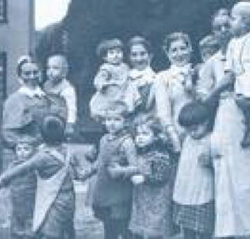 Die Kinder-Euthanasie im Nationalsozialismus