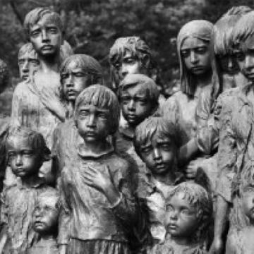 Die Kinder der Shoah ✡ Mit ihren Augen gesehen …