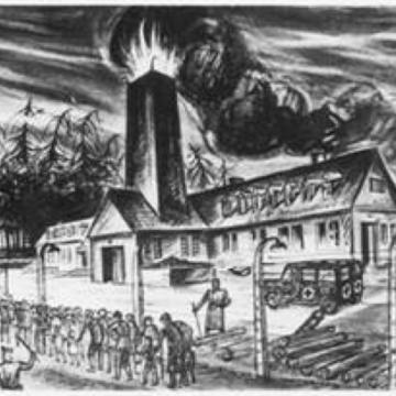 Der Aufstand des Sonderkommandos von Auschwitz