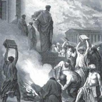 Bücherverbrennung 1933 – Ein Akt der Barbarei