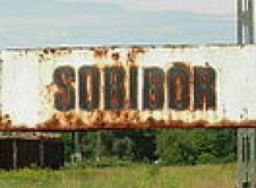 Sobibór · Ort der Menschen-Vernichtung