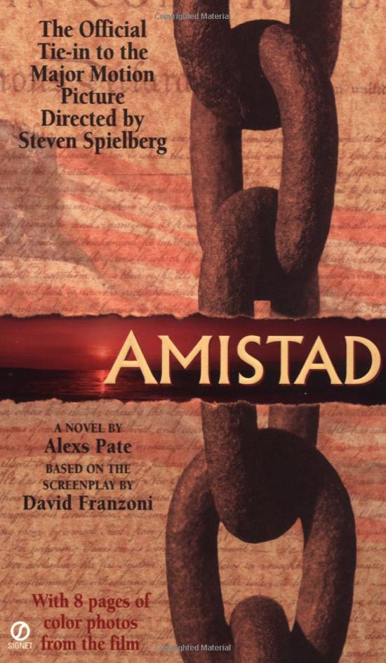 Die Amistad • Sklavenschiff • Sklavenaufstand