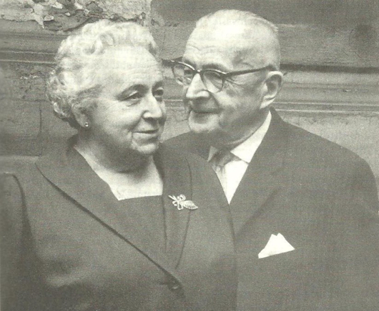 Clara und Max Köhler • Gerechte unter den Völkern